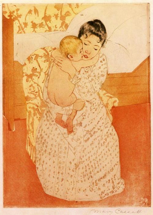 #19249. Mary Cassatt