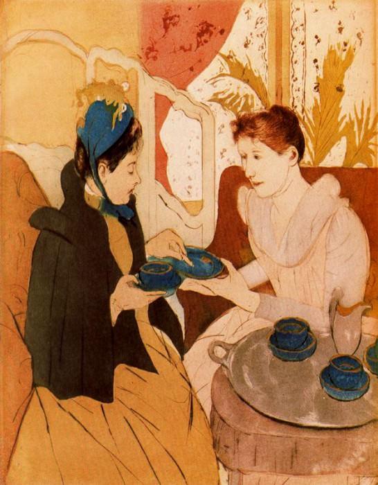 #19265. Мэри Кассат