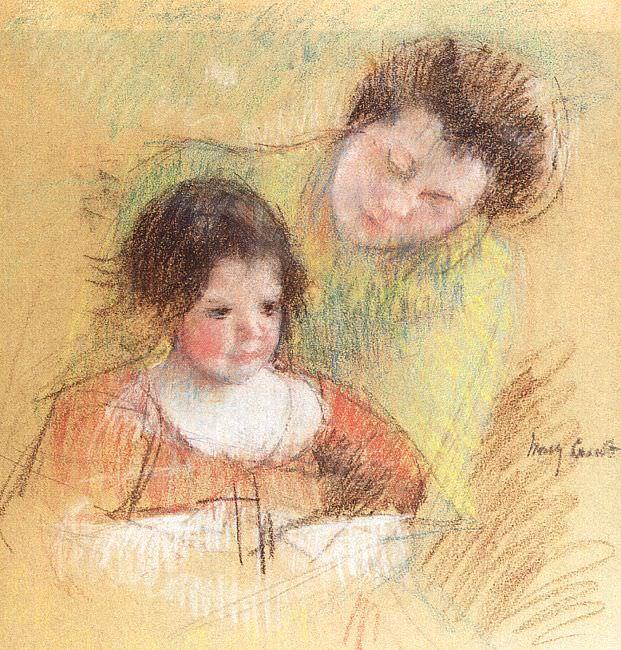 #19179. Mary Cassatt