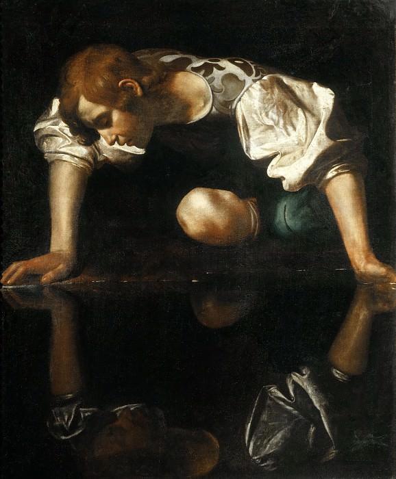 Нарциc. Микеланджело Меризи да Караваджо
