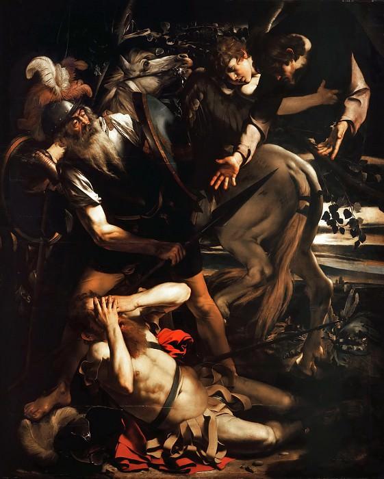 Обращение Савла. Микеланджело Меризи да Караваджо