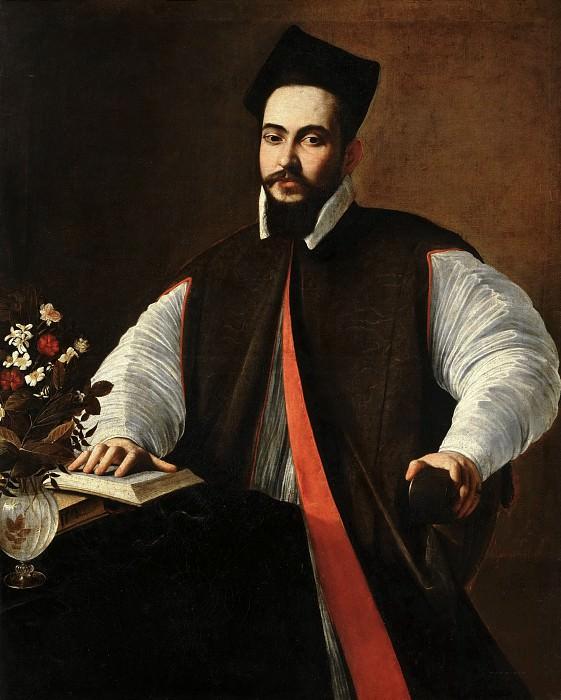 Портрет папы Урбана VIII (Маффео Барберини). Микеланджело Меризи да Караваджо