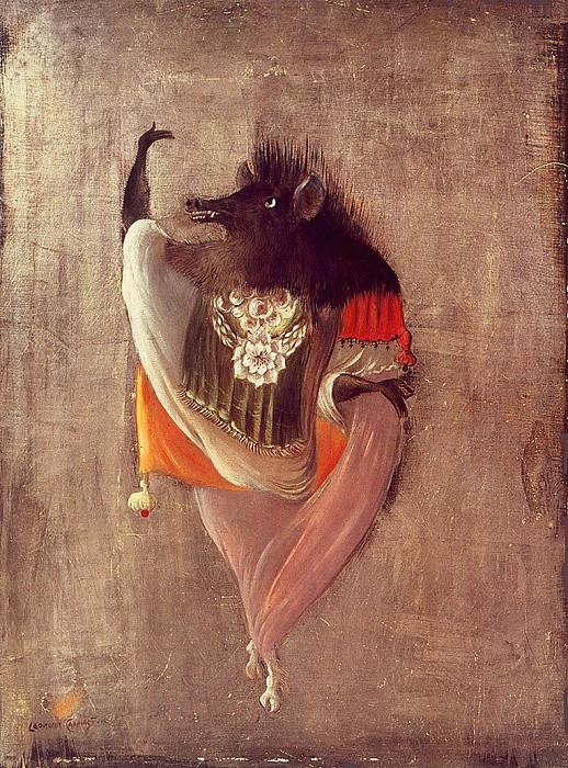 Bailarin I. Leonora Carrington