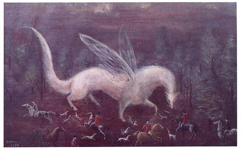 The Ermine Hunt. Leonora Carrington