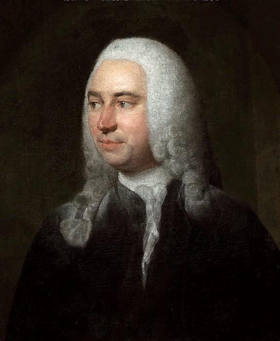Portrait of the surgeon, Andre Levret. Jean Baptiste Siméon Chardin