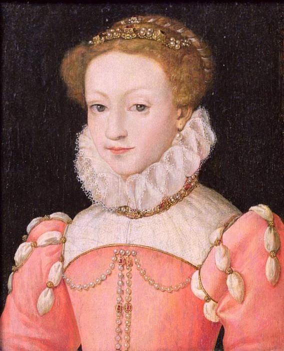Мария Стюарт (1542-1587). Франсуа Клуэ