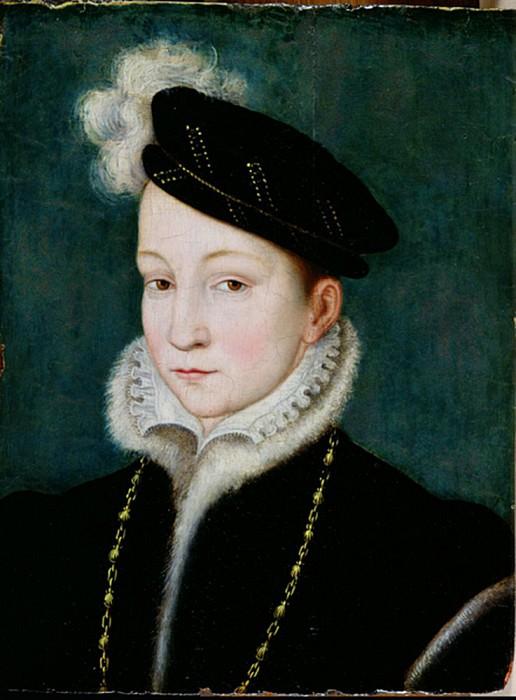 Франсуа II (1544-1560). Франсуа Клуэ