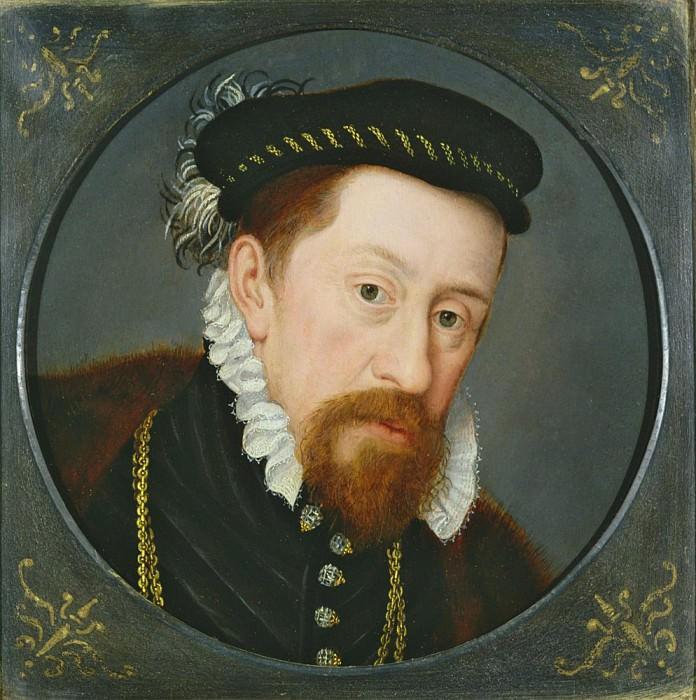 Portrait of The Duke of Montmorency (1493-1567). Francois Clouet