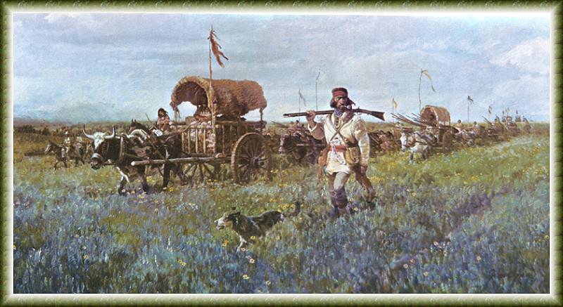 Metris Brigade 1972. John Clymer