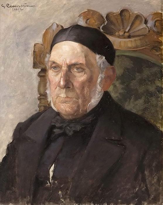 Karl Emanuel Cederström (1804-1892). Gustaf Olof Cederström