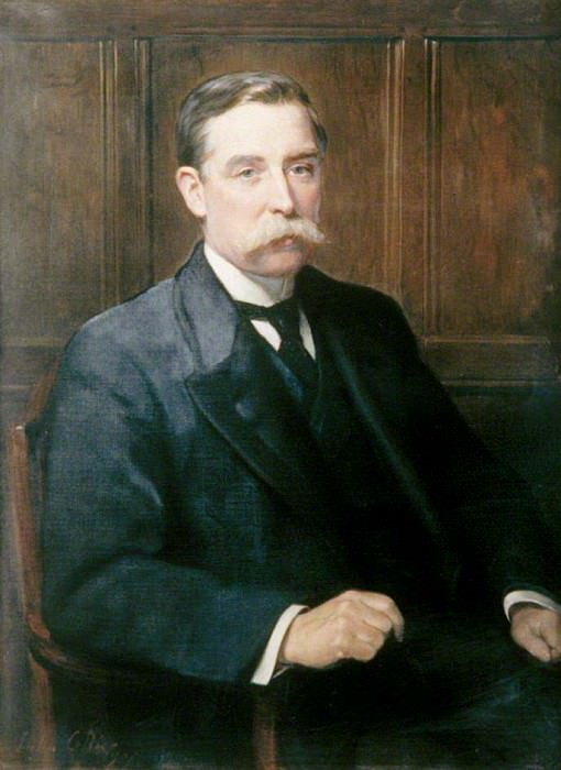 Sir Edwin Cornwall (1863–1953), Politician and Coal Merchant. John Collier