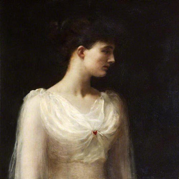 Эммелин Мери Элизабет Уэлби-Грегори (1867–1955). Джон Кольер