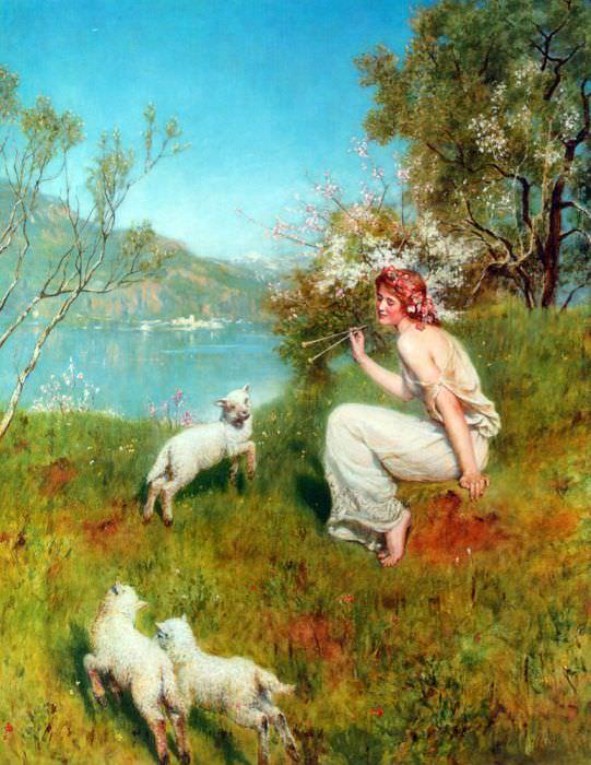 Spring. John Collier