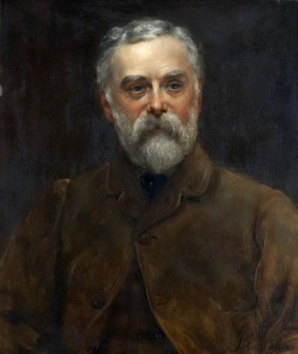 William Fred Collier. John Collier