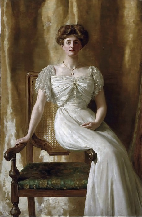 Mrs Harold Ritchie. John Collier