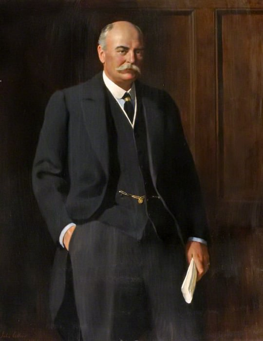 Sir Bignell George Elliott. John Collier
