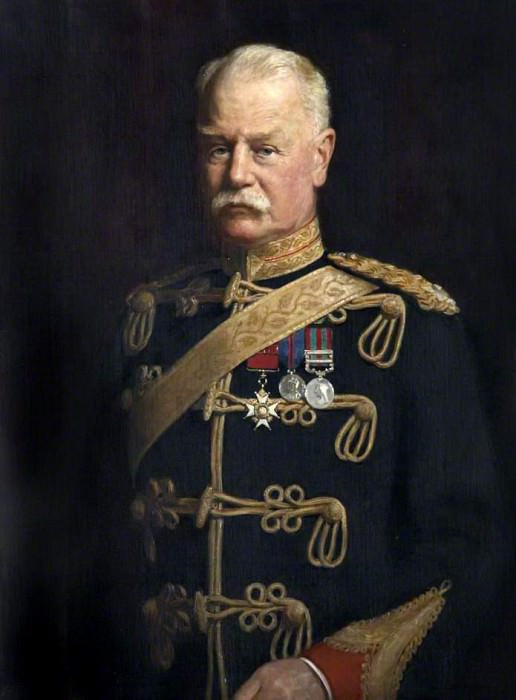 Brigadier-General Charles Spragge. John Collier