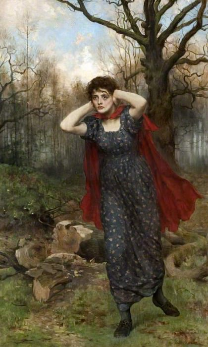 Hetty Sorrel. John Collier
