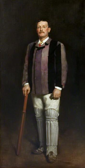 A. N. Hornby (1847–1925). John Collier