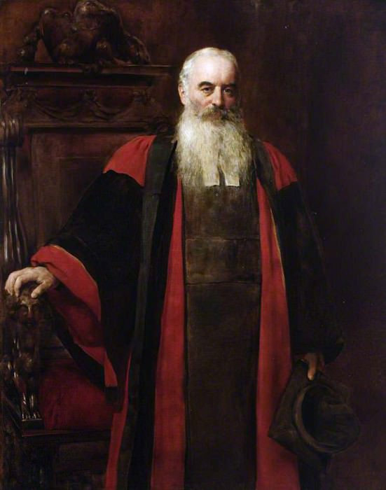 Джон Ричард Мэграт (1839–1930). Джон Кольер