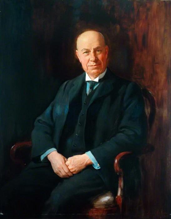 Ричард Хилл Доу (1898–1923). Джон Кольер