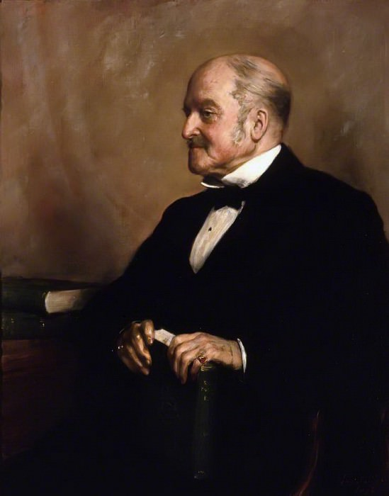 William Munk (1816–1898). John Collier