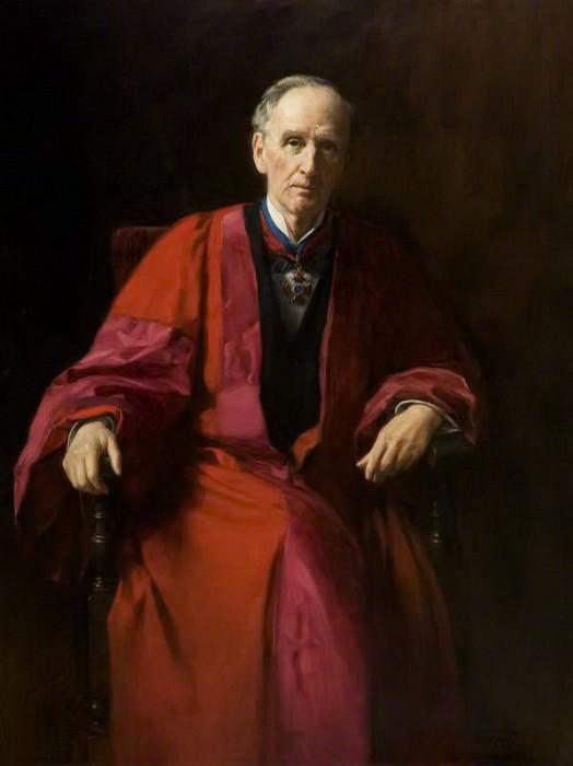 John Morley (1838–1923), Viscount Morley. John Collier