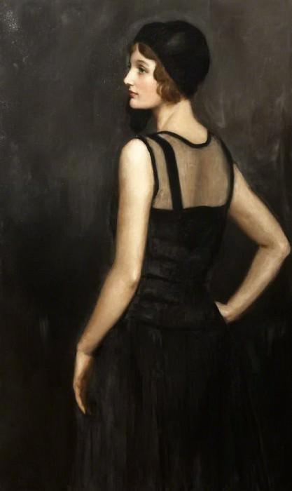 Mrs Osborne. John Collier