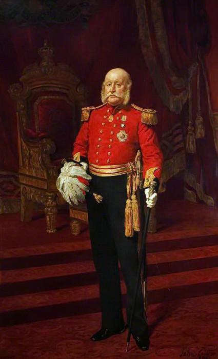 Полковник Френсис Брокмен Морли. Джон Кольер