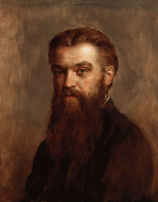 William Kingdon Clifford (1845–1879). John Collier