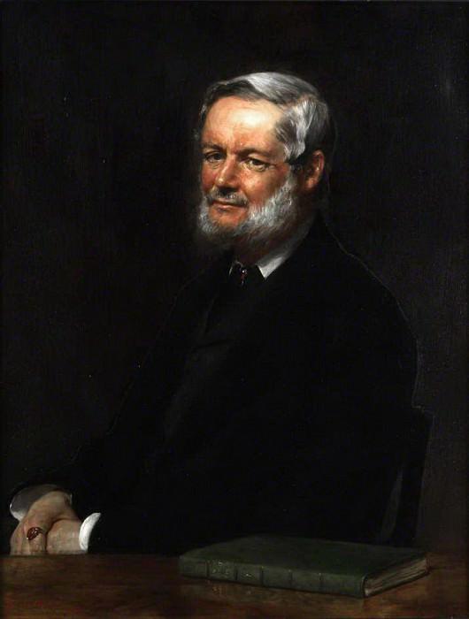 Ричард Гарнетт (1835–1906). Джон Кольер