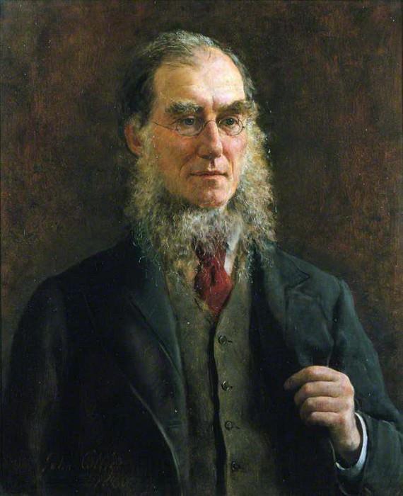 Sir Joseph Dalton Hooker (1817–1911). John Collier