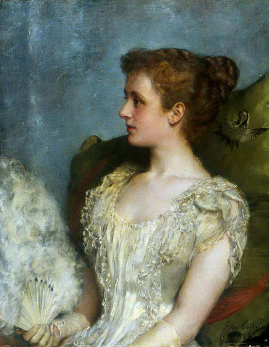 Lady Darling. John Collier