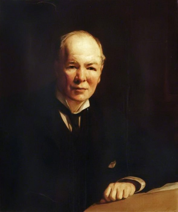Ричард Ганстоун (1840–1924). Джон Кольер