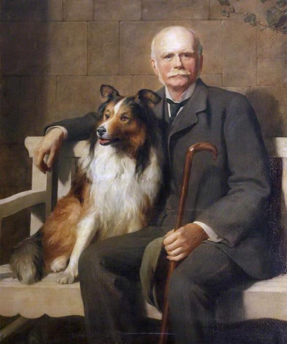 Mark George Kerr Rolle (1835–1907). John Collier