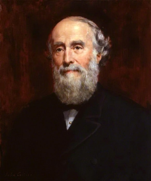 Sir George Williams. John Collier