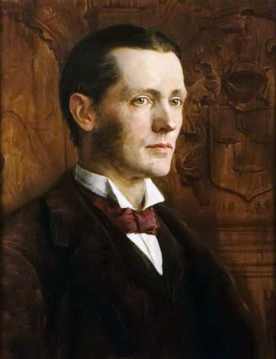 Sir Ughtred Kay-Shuttleworth (1844–1939). John Collier