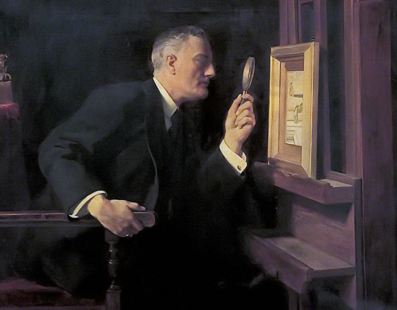 Reginald Barratt (1861–1917). John Collier
