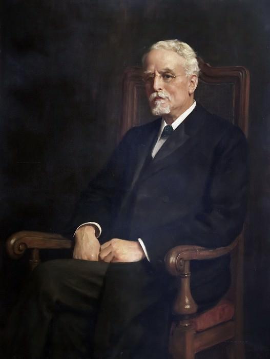 Мужской портрет. Джон Кольер
