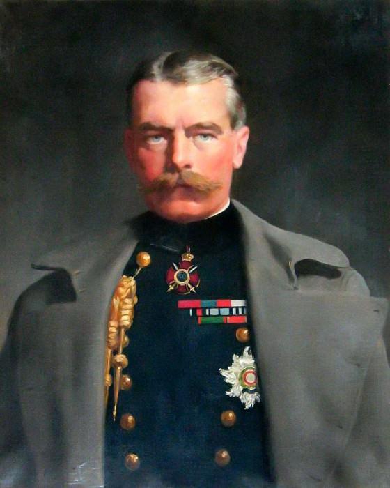 Horatio Herbert Kitchener (1850–1916). John Collier
