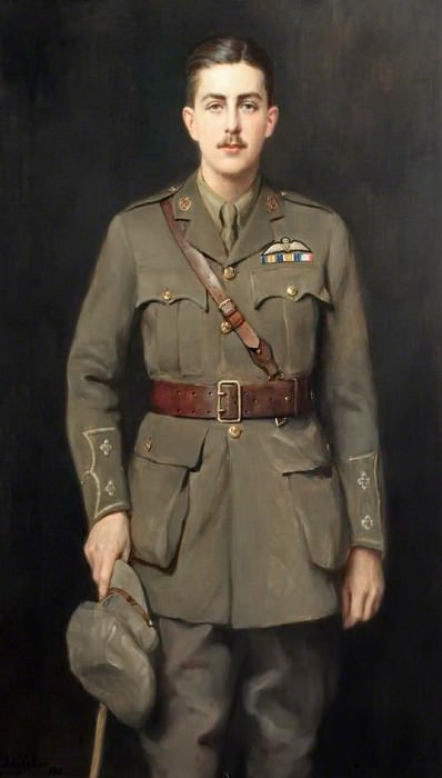 Lieutenant Evan Davies Jones. John Collier