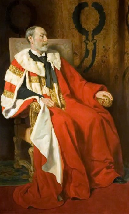 Edward George Percy Littleton (1842–1930). John Collier