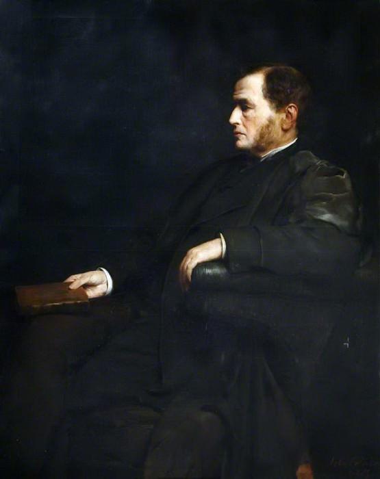 George Earlam Thorley (1830–1904). John Collier