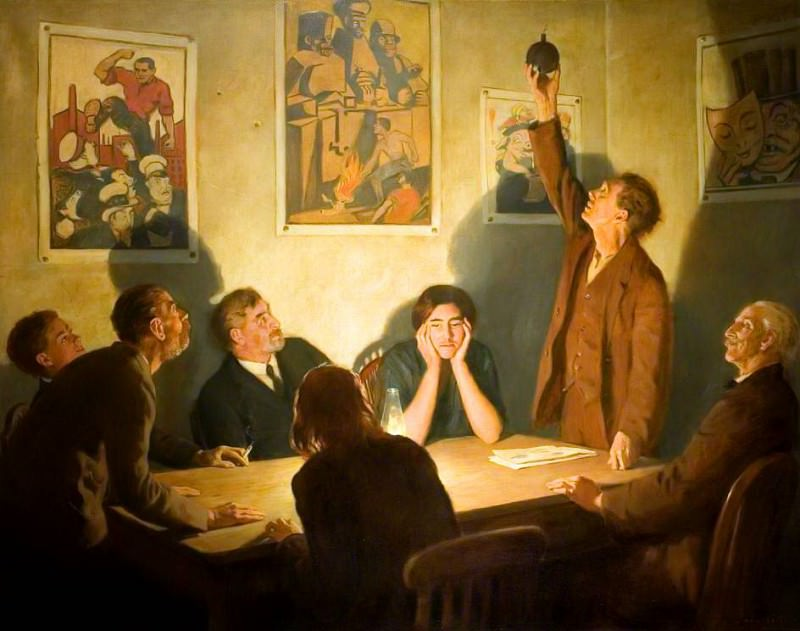 Brotherhood of Man. John Collier