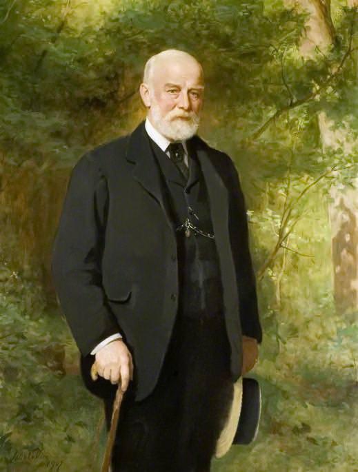 Т.Ф. Халси (1839–1927). Джон Кольер