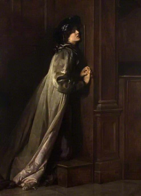 The Sinner. John Collier