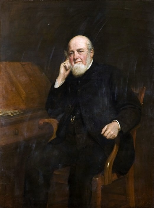 James Laing (1823–1901). John Collier