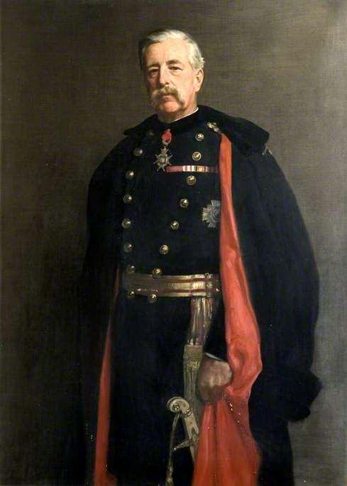 General Gossett (1839–1909). John Collier