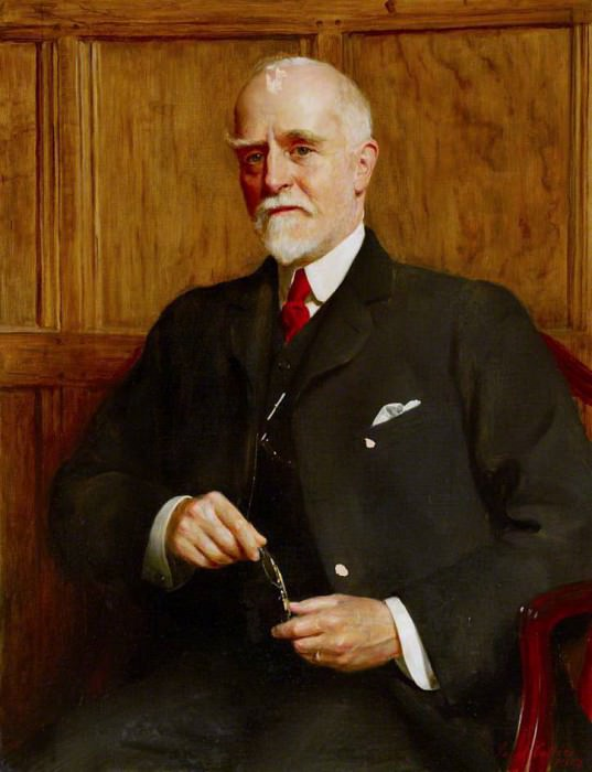 George Crispe Whiteley. John Collier
