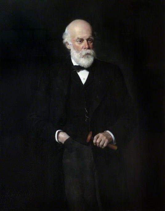 Джеймс Эндрю (1829–1897). Джон Кольер